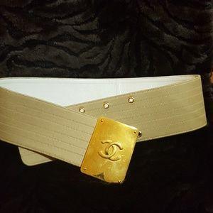 Chanel Authentic Belt